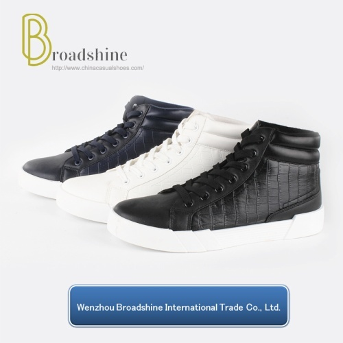 Fashion High-Top Men Casual Shoes for 2017W 2018W Collection