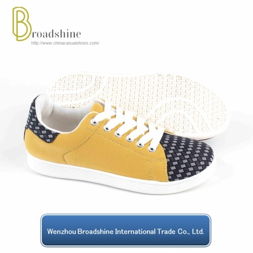 Women and Men Casual Sneaker with Injection Sole