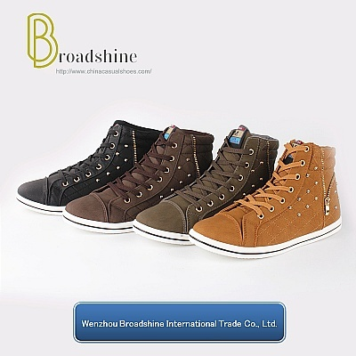 Flaring Ankle Men Footwear and Women Footwear with Casual Style