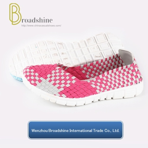 Breathable Elastic Casual Sports Footwear for Women