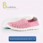 Elastic Women Running Casual Shoes with Light Outsole