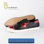 Hot Sale Ladies Shoes with Micro-Fibre PU Upper