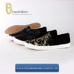 New Design Casual Shoes with PU Joint Upper for Men's