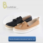 Good Quality Women's Loafers with Hemp Rope Foxing