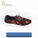 Comfortable Walking Canvas Shoes for Wholesale