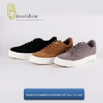Hot Sale Ladies' Casual Footwear with Imitation Leather Upper