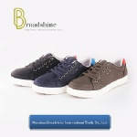 Men's Casual Shoes with Nubuck PU Upper