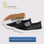PU Slip-on Comfort Walking Shoes for Women
