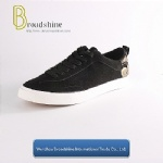 Fashion Men Casual Footwear with Imitation Leather Upper