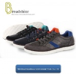 Low Price Casual Men Shoe with PU Upper