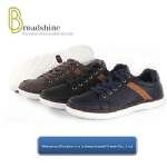 Good Price Classic Men Footwear with PVC Sole
