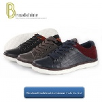 Hot Sale Breathable Casual Men Dress Shoes with PU Upper