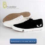 Men Running Canvas Sneaker with Rubber Sole